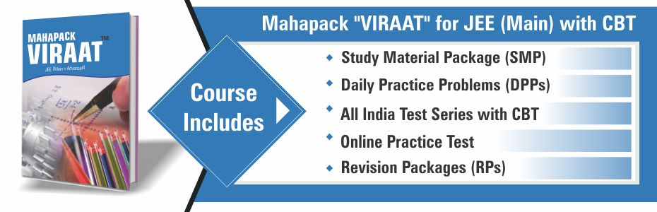 Mahapack Viraat for JEE(Main) with CBT