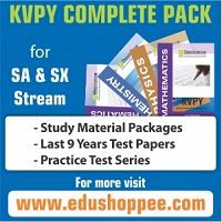 KVPY COMPLETE PACK